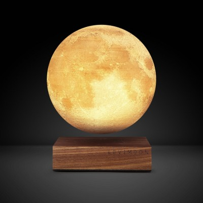 Levimoon by Coocepts: Now You Can Touch The Moon In Every Corner Of Your Home!