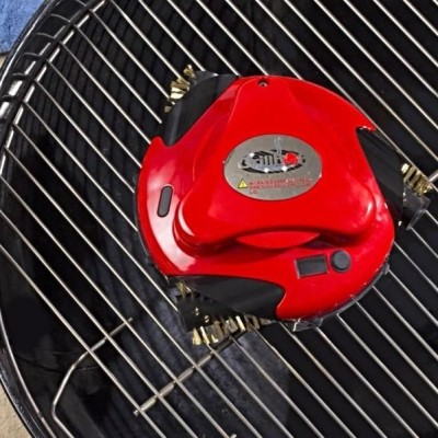 Grillbot - The Automatic Grill Cleaner by Grillbot