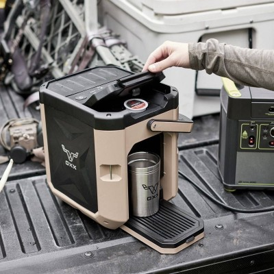 Introducing Coffeeboxx, The World's Toughest Portable Coffemaker