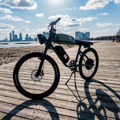 Meet Titan C And Titan R, Two Beautiful Electric Bikes Built by Tempus Innovative Tech