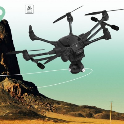 Meet Typhoon H Plus, The Most Intelligent Aerial Drone by YUNEEC